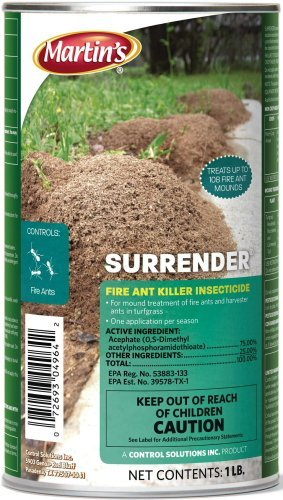Top Martin's Surrender Fire Ant Killer