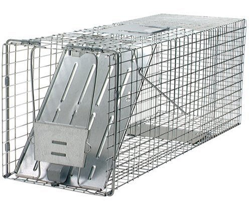 32-Inch Live Animal Cage Trap