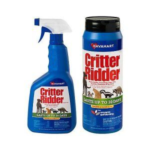 Havahart Critter Ridder Ready-To-Use Animal Repellent
