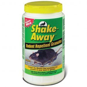 Shake-Away Mouse Repellent