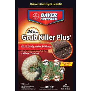 Bayer Advanced Grub Killer Plus to Kill Millipedes