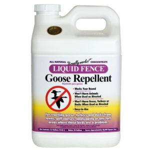 Liquid Fence Goose Repellent