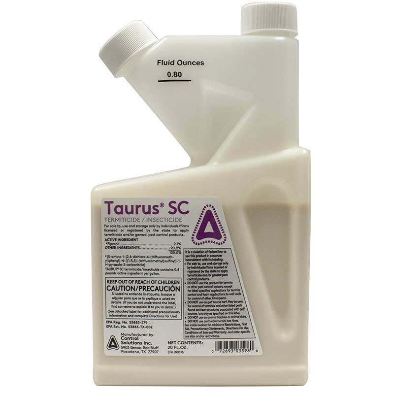 Taurus SC 20oz chemical product