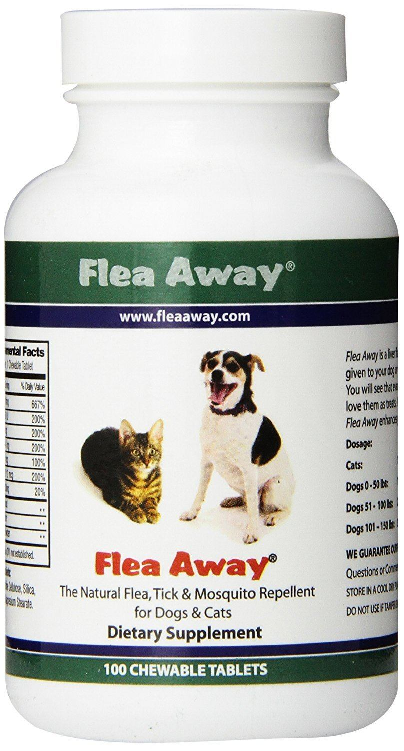 best Flea Repellent for Dogs and Cats