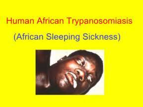Human African trypanos symptoms