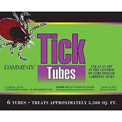 Outstanding tick repellent