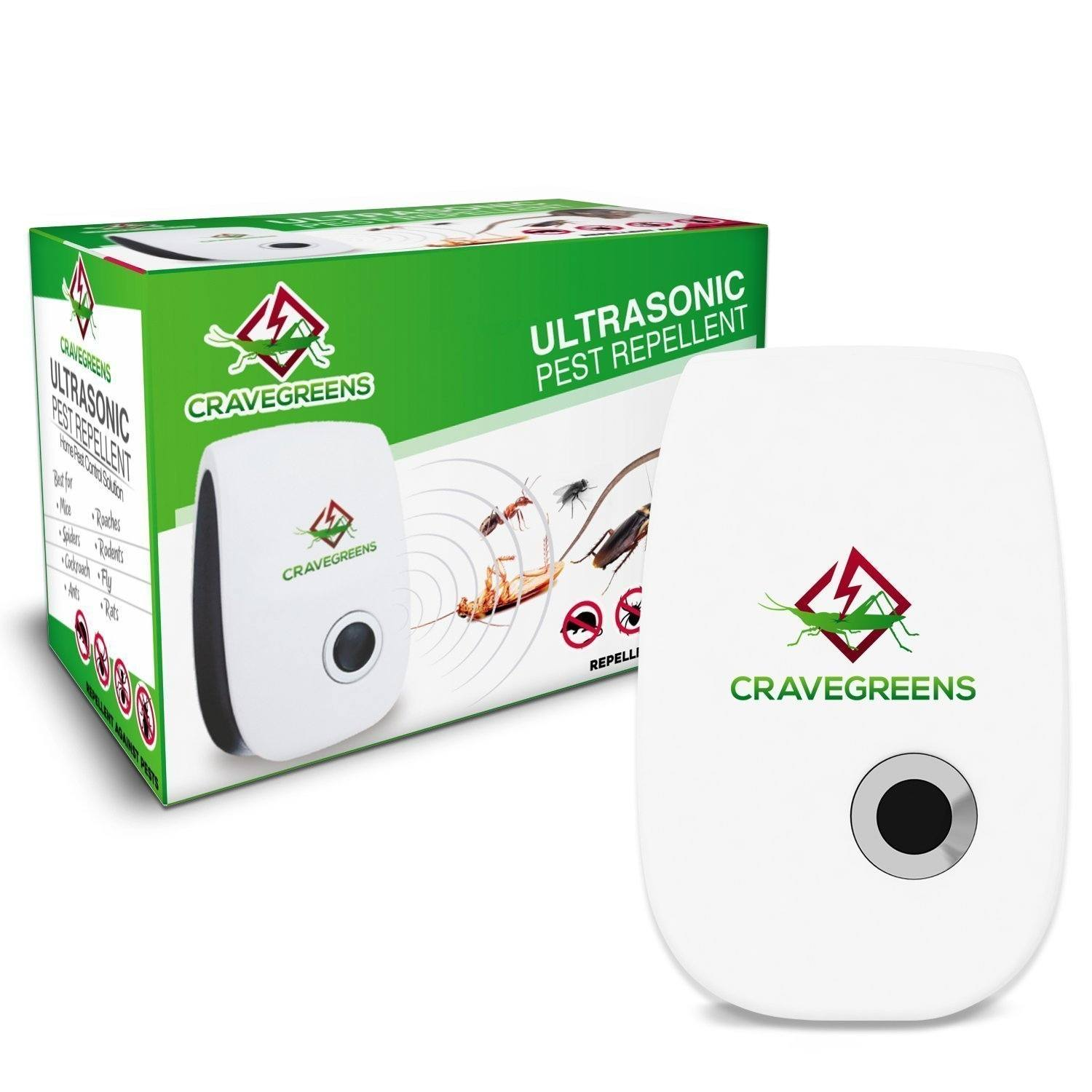 Fabulous Pest Control Ultrasonic Repellent