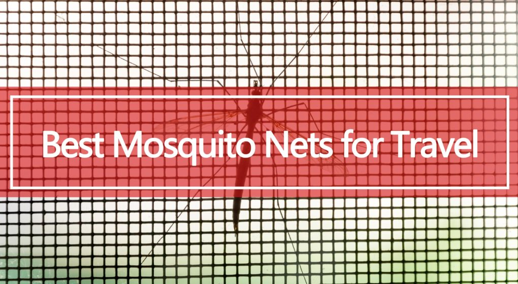 Mosquito Nets for Travel