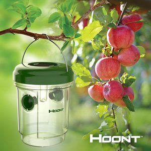 Hoont Solar Outdoor Wasp Trap Killer