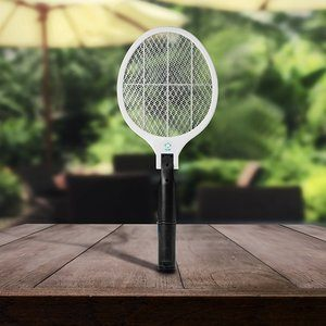 Bug Zapper Fly Swatter Racket