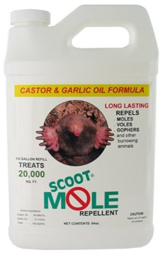 """Scoot"" Mole Repellent"