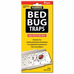 Best Bed Bug Trap: Harris