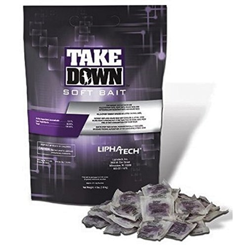 TakeDown Soft Bait Rodenticide