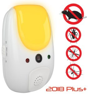 2018 Sania Pest Repeller