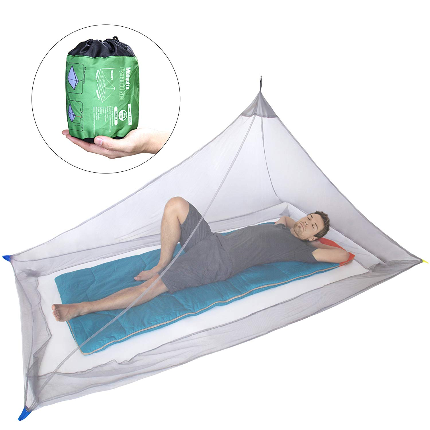 DIMPLES Excel Mosquito Net