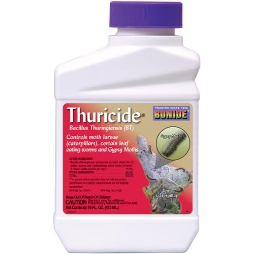 Bonide chemical 802 Bacillus Thuricide Liquid