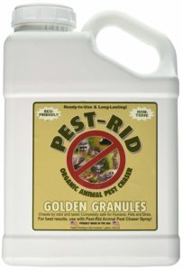 BUG-RID's ready to use Golden Granules