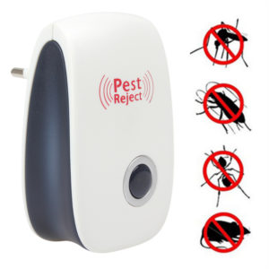 Pest Reject Ultrasonic Repeller by global deal