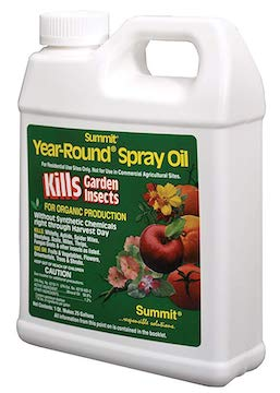 Year-Round Spray Oil
