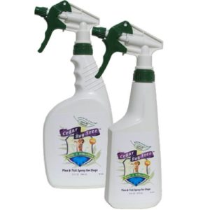 Cedar Bug-free Tick and Flea Dog Spray