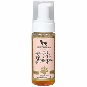 Huft Organic Anti Tick and Flea Shampoo
