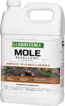 Liquid Fence Mole Repellent