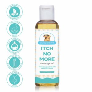 Papa pawsome Itch No More Massage Oil