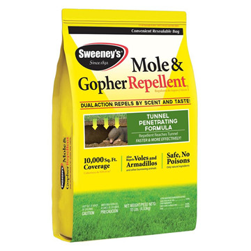 Sweeney's Mole and Gopher Repellent