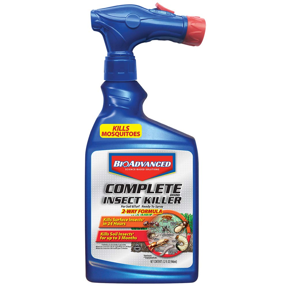 Bayer Complete Insect Killer for Soil and Turf