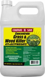 Compare-N-Save Grass & Weed Killer