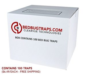 ClearVue Bed Bug Traps