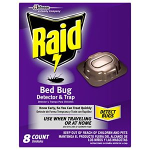 Raid Bed Bug Detector & Trap