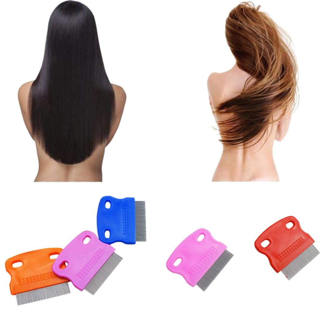 Start Stainless Steel Metal Lice Comb