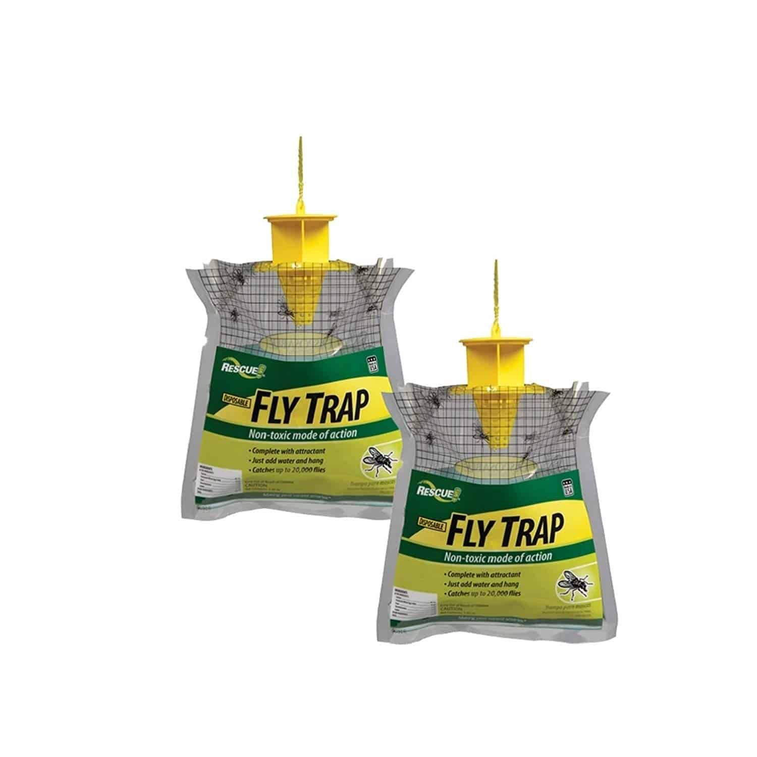 Top 6 Best Fly Traps Reviewed (2019 Edition) - Pest Wiki
