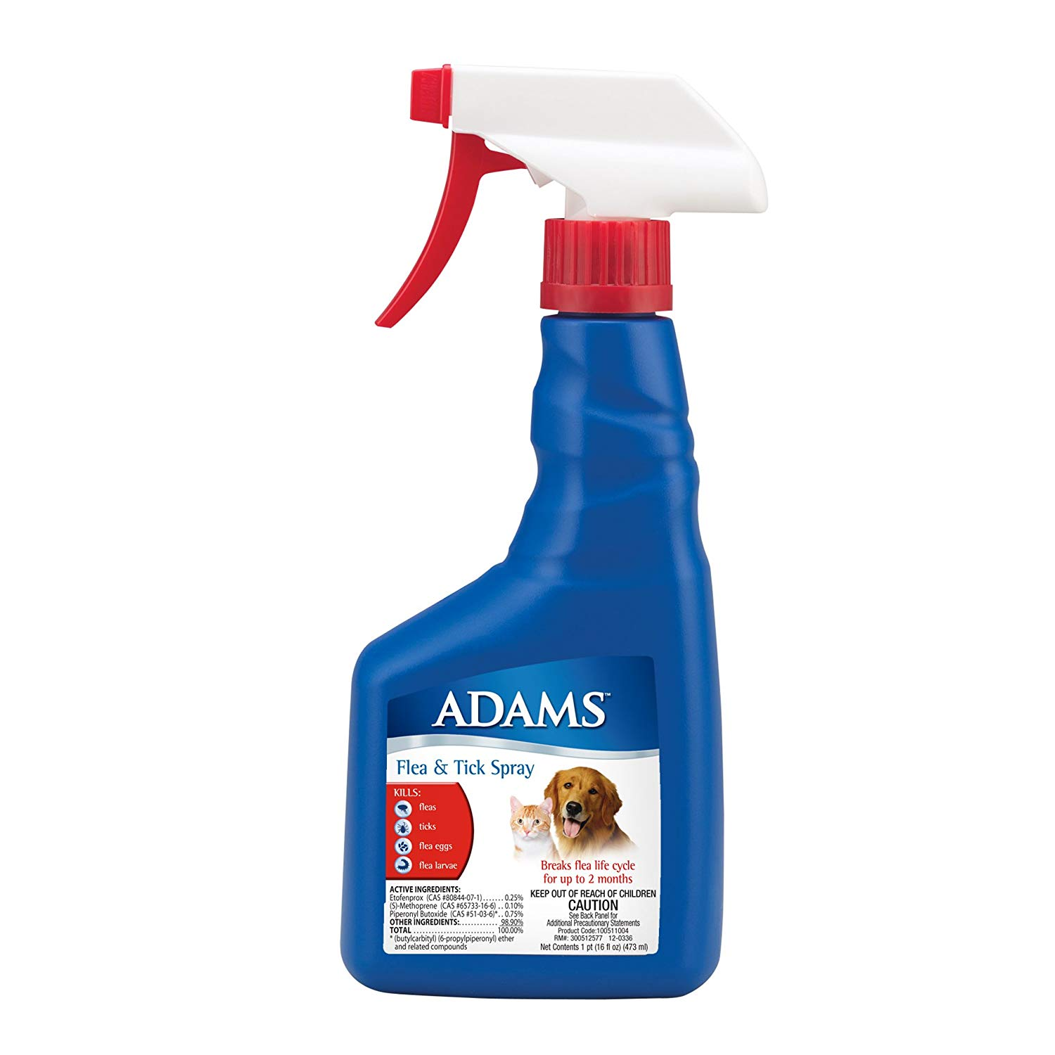 Adams Flea and Tick Spray