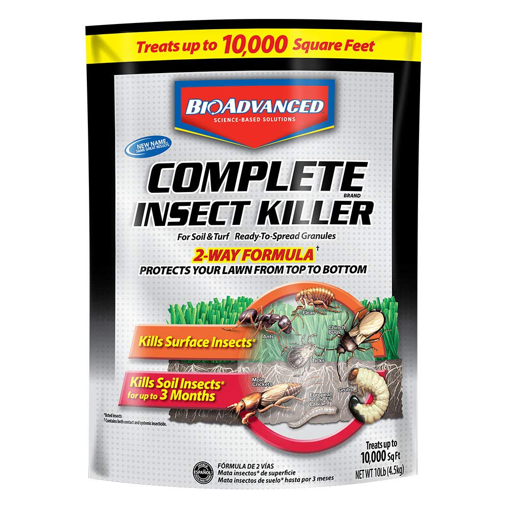Bayer 700288S Advanced Complete Insect Killer for Soil