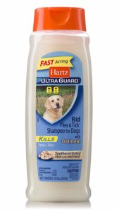 Hartz UltraGuard Rid Flea and Tick Shampoo