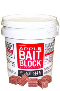 Apple Bait Block