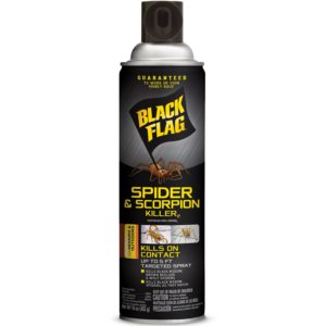 Black Flag Spider and Scorpion Killer Aerosol Spray