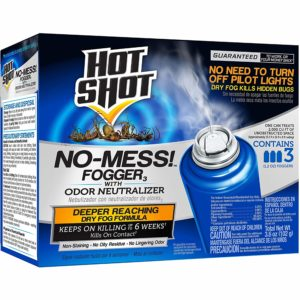 Hot Shot No-Mess! Spider Fogger