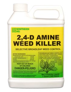 Southern Ag 2, 4-D Amine Weed Killer