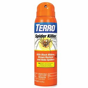 Terro T2302 Spider Killer Aerosol Spray