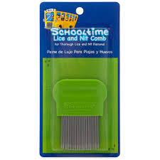 Schooltime Lice and Nit Comb