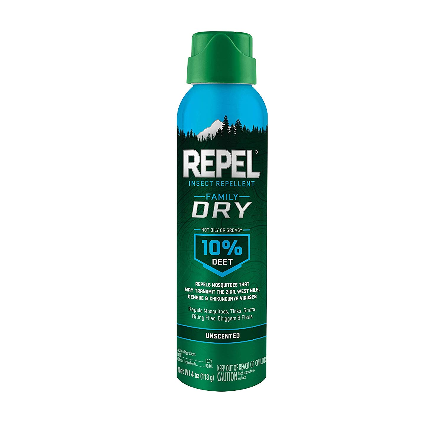 Repel Insect Repellent Family Dry