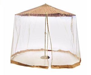 Southern Casual Living Patio Umbrella Netting