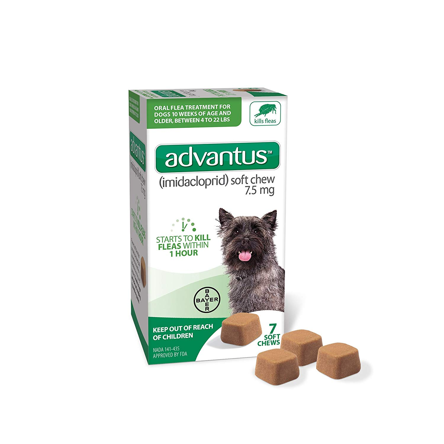 Bayer's Advantus Soft Chew
