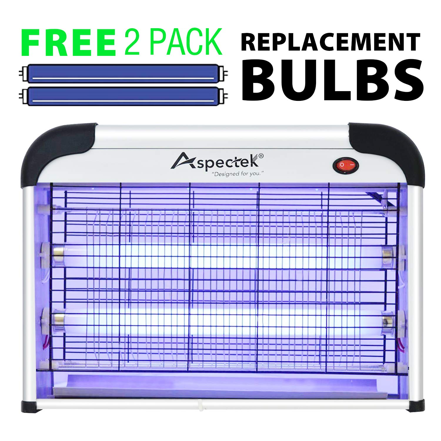 10 Best Indoor Bug Zapper Reviews (Feb 2019, Updated) - Pest