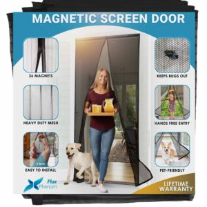Flux Phenom Magnetic Screen Door