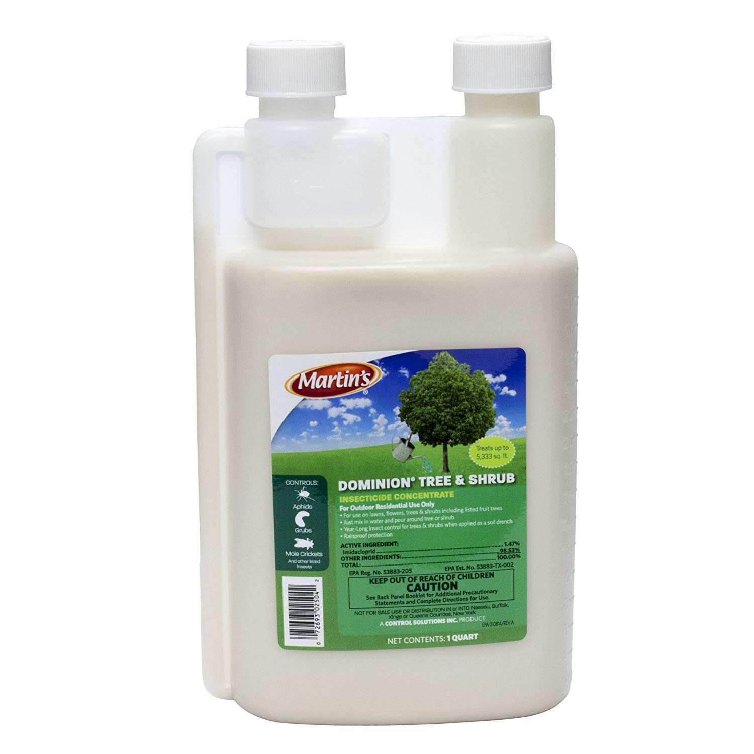 Control Solutions Dominon Tree & Shrub QT