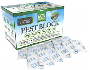 Eco Defense Pest Control Pouches